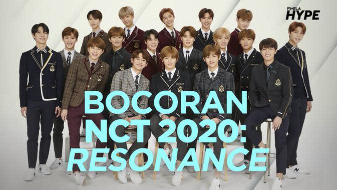 Bocoran NCT 2020: RESONANCE, Ada Dua Member Baru