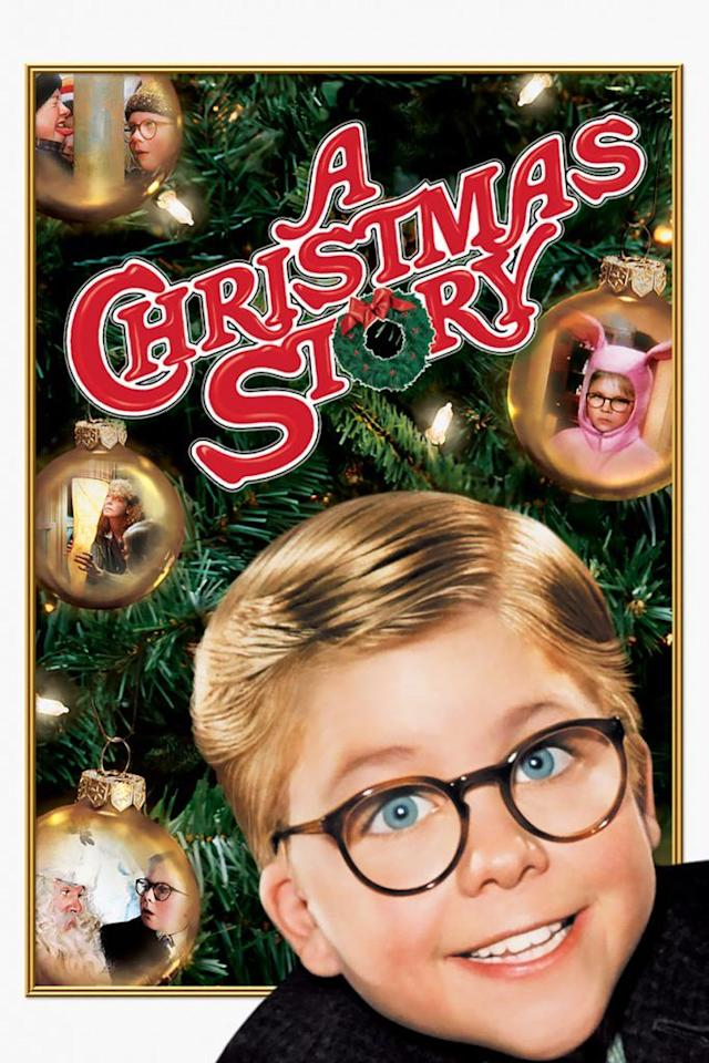 "<p>There's a reason why TBS plays <em><a href=""https://www.goodhousekeeping.com/life/entertainment/a35068/peter-billingsley-a-christmas-story-today/"" target=""_blank"">A Christmas Story</a></em> for 24 hours straight every Christmas. This classic gave us the infamous leg lamp and Red Ryder BB guns — and most importantly, it taught us to<em> never</em> lick a frozen pole.</p><p><a class=""body-btn-link"" href=""https://www.amazon.com/Christmas-Story-Peter-Billingsley/dp/B0010HLGZA/?tag=syn-yahoo-20&ascsubtag=%5Bartid%7C10055.g.1315%5Bsrc%7Cyahoo-us"" target=""_blank"">WATCH NOW</a></p><p><strong>RELATED</strong>: <a href=""https://www.goodhousekeeping.com/life/entertainment/a35068/peter-billingsley-a-christmas-story-today/"" target=""_blank"">See Peter Billingsley A.K.A. Ralphie From ""A Christmas Story"" Now at 47 Years Old</a><strong></strong></p>"