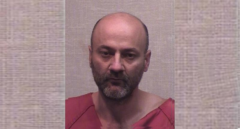 Curtis G Collman II has been charged over his son's death from meth. Source: Jackson County Sheriff's department