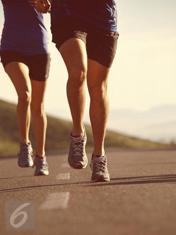 Ilustrasi Jogging (iStockphoto)