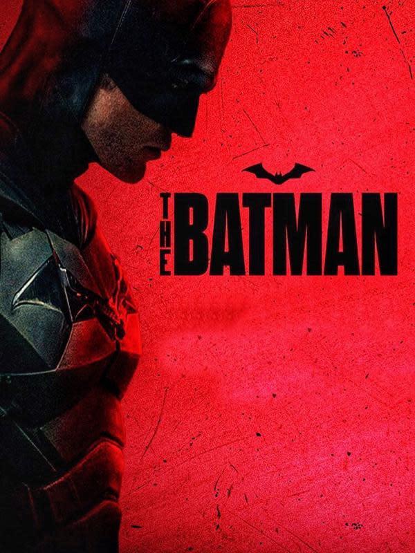 Robert Pattinson dalam The Batman. (DC/Warner Bros)