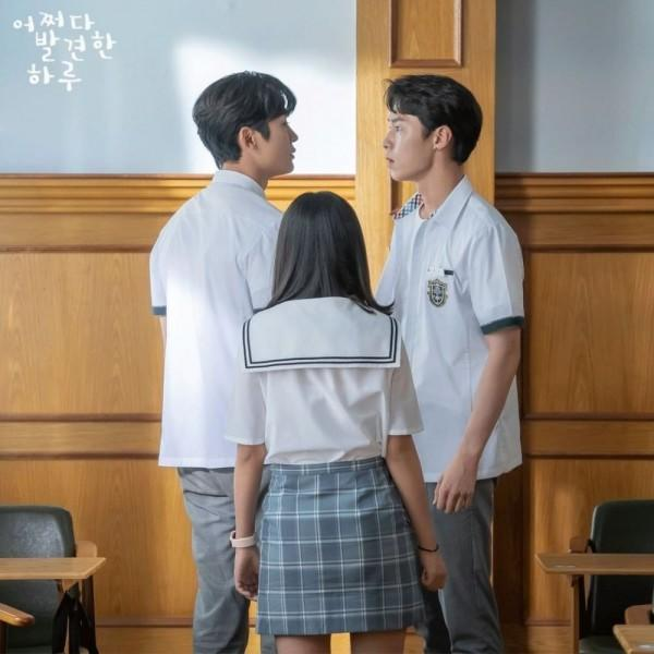"Rebutan Dan Oh di ""Extraordinary You"", 10 Bromance Baek Kyung - Haru"