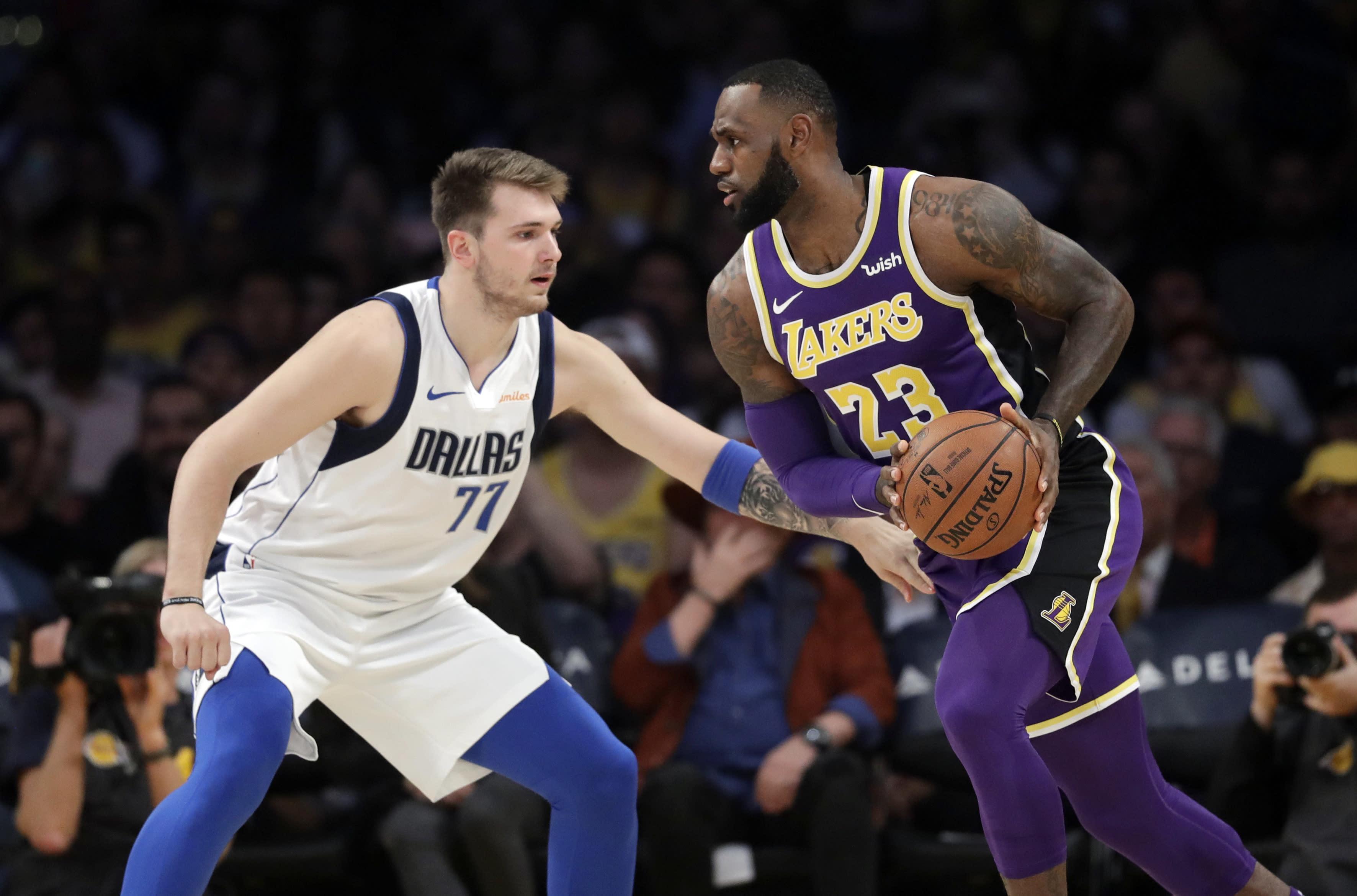2020 NBA明星賽投票熱烈進行中,你心目中的東、西區先發是?