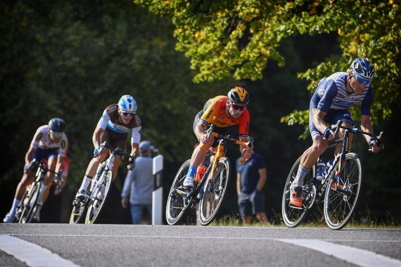 SkodaTour de Luxembourg 2020 5th stage Mersch Luxembourg 177 km 19092020 Mark Cavendish GBR Bahrain McLaren photo Gregory van GansenCVBettiniPhoto2020