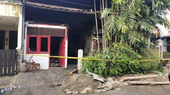 Ibu dan Dua Anaknya Tewas Terbakar, Api Diduga dari Obat Nyamuk
