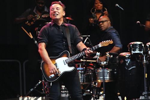 Bruce Springsteen Working on 'Wrecking Ball' Follow-Up