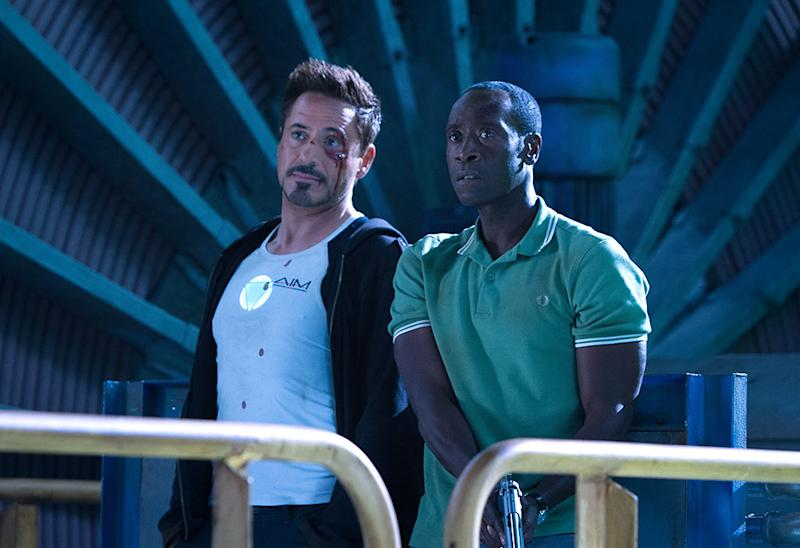 'The Heat' Leaves 'Iron Man 3′ out in the Cold in Teen Choice Awards Nominations
