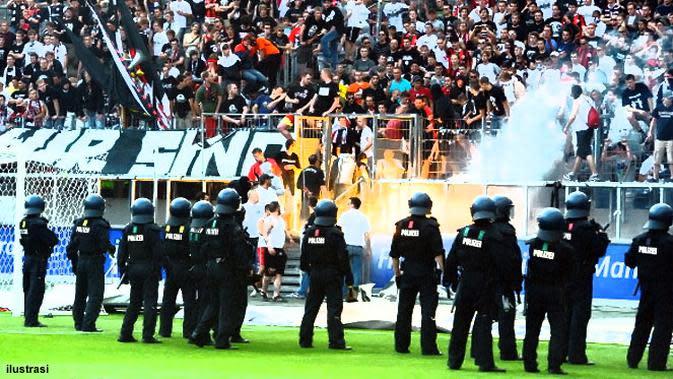 Insiden Memalukan Sepak Bola Peru Mendapat Sorotan Media Internasional