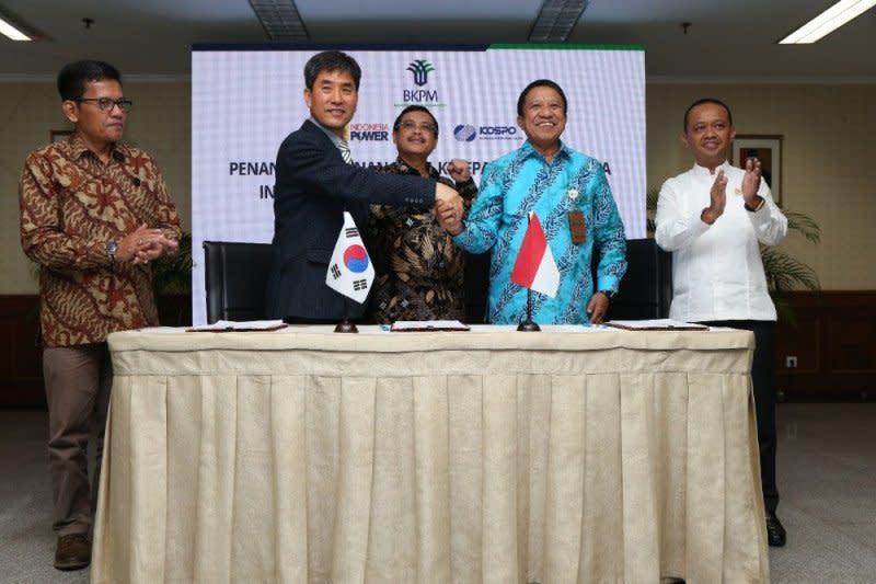 BKPM urai hambatan lanjutkan proyek PLTA Maung