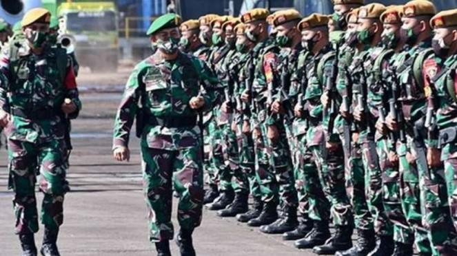 VIVA Militer: Yonarmed 3/105 Tarik