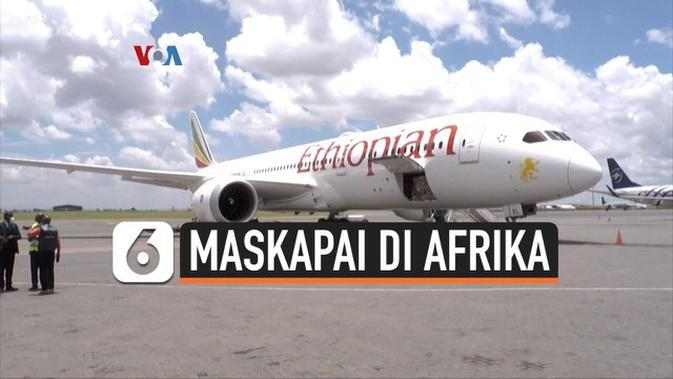 VIDEO: Maskapai di Afrika Bersiap Bangkit Secara Perlahan