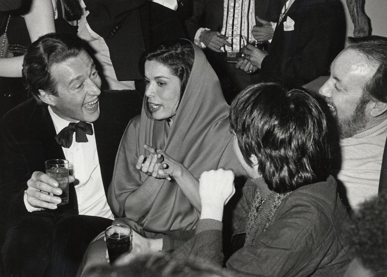 <p>Bianca Jagger was the queen of Studio 54 in the '70s. And the white Yves Saint Laurent smoking jacket and wide-brimmed hat she wore at her St.-Tropez wedding to Mick Jagger is still talked about to this day. But the Nicaraguan model and actress has since dedicated her life to human rights work. Find out how the style maven got her start and take a closer look at her evolution over the years with these rarely seen photos.</p>