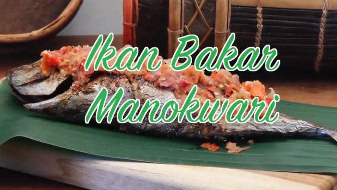 Simpel dan nikmat, kapan lagi bisa membuat ikan bakar Manokwari sendiri? (dok.Masak.tv/Dinny Mutiah)