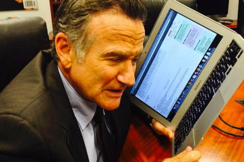 Robin Williams Loses Reddit Virginity: 10 Things We Learned About the 'Crazy Ones' Star
