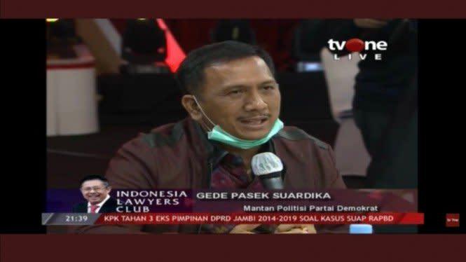 Nazaruddin Bebas, Gede Pasek Sebut PP Nomor 99 Bikin Kacau