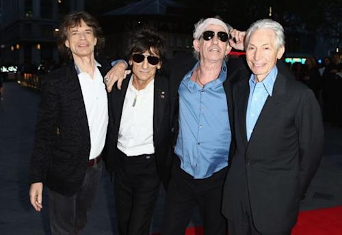 As Dollars Go By! Stones Tickets Being Resold for Four- and Five-Figure Sums