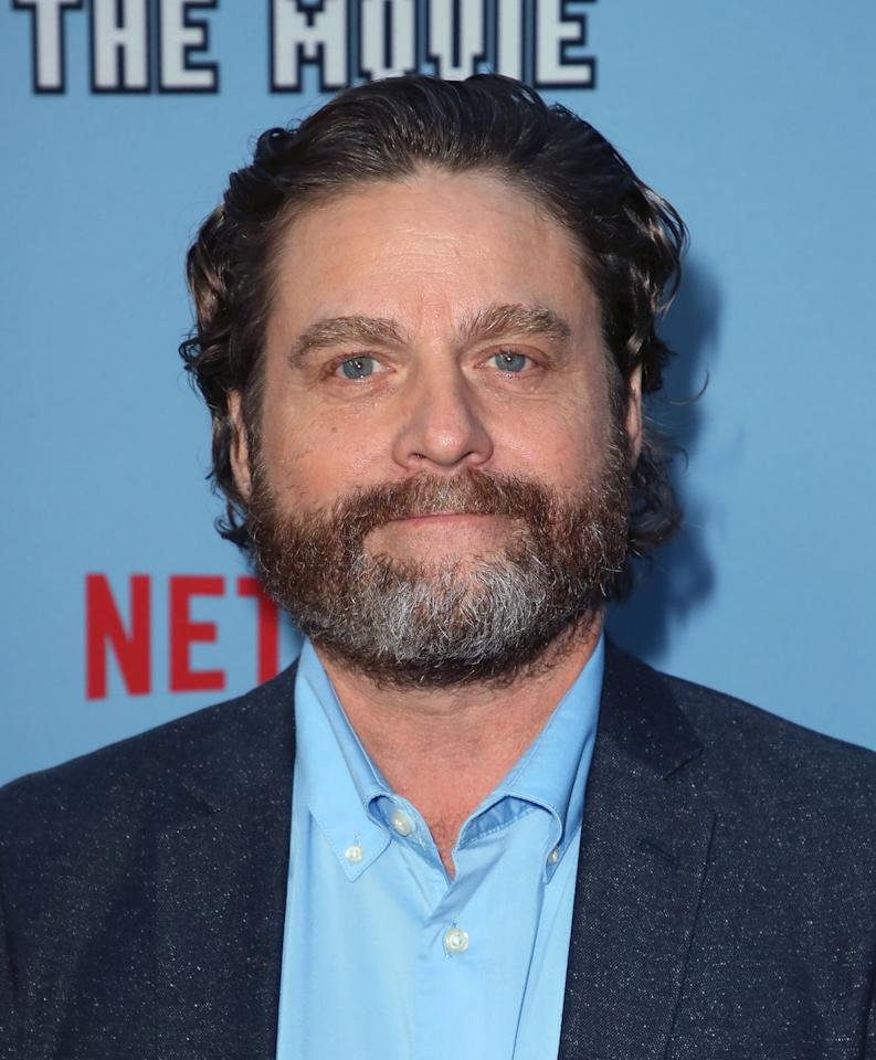 <p><em>Hangover </em>and <em>Between Two Ferns</em> star Zach Galifianakis was born 10-01-69.</p><p>Also on this day: <br>Julie Andrews <br>Brie Larson<br>Jimmy Carter</p>