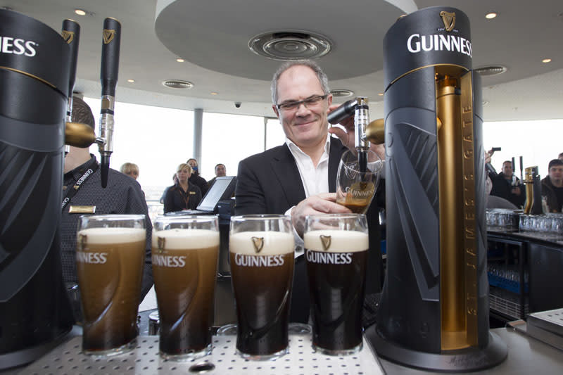 Guinness Storehouse visit results in buzzkill