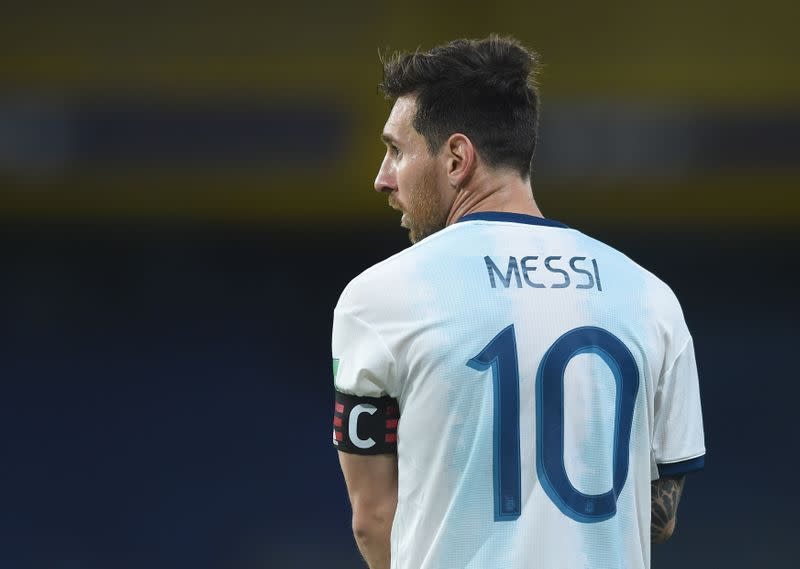 Man City have financial muscle to pull off Messi deal, says COO Berrada