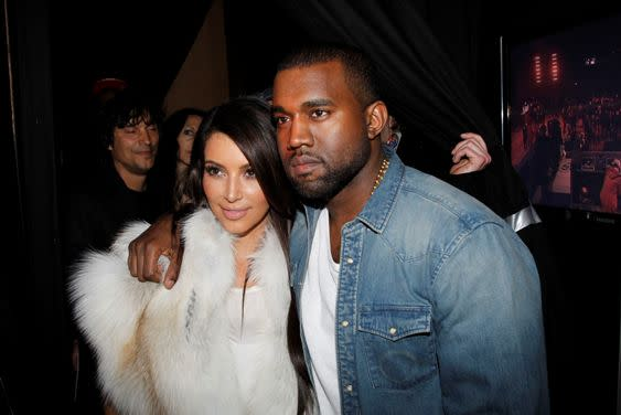 Are Kanye West And Kim Kardashian Pulling A Publicity Stunt?