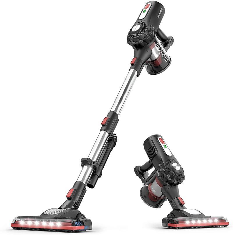 Roomie Tec Cordless Stick Vacuum Cleaner (Photo via Amazon)