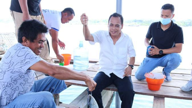 Bangun Konektivitas, Rusdy-Ma'mun Gagas Pembangunan Jembatan Banggai Laut dan Kepulauan