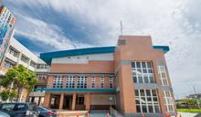 桃市青埔國中活動中心 打造優質教學與學習環境