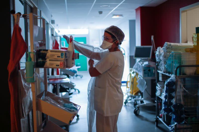 Lessons learned from COVID frontline: A Paris hospital refines ICU treatment