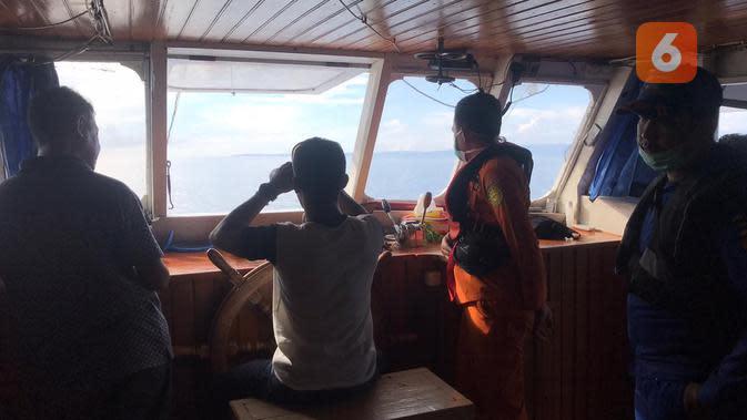 Cerita Konyol Penumpang KM Fungka 8 Jatuh Tenggelam di Laut Banggai Gara-Gara Miras