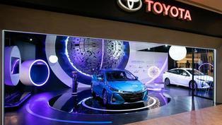 電動車未來願景!首間「TOYOTA品牌形象館」正式開幕