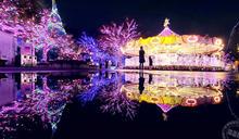 「視」玩一下,搜羅日本東京四大燈飾光雕景點!
