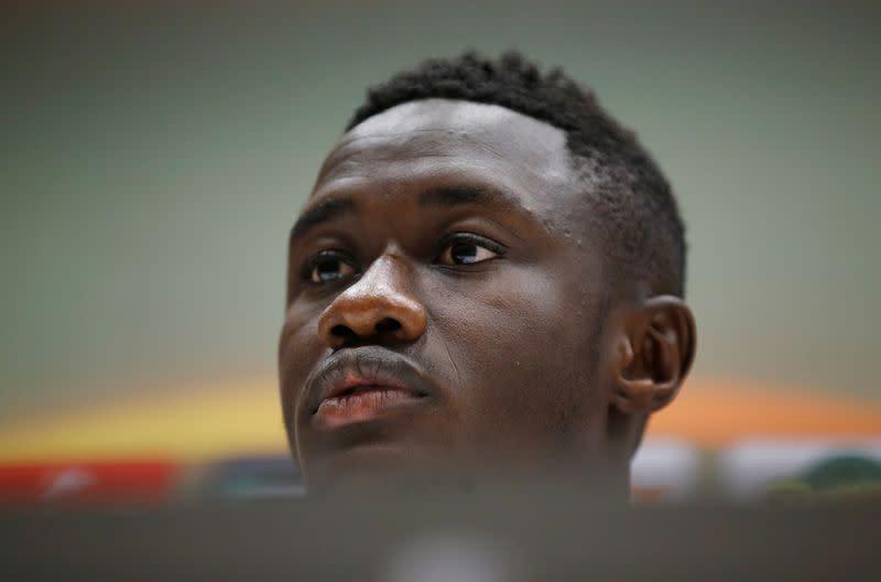 Hoffenheim midfielder Samassekou backs George Floyd protests