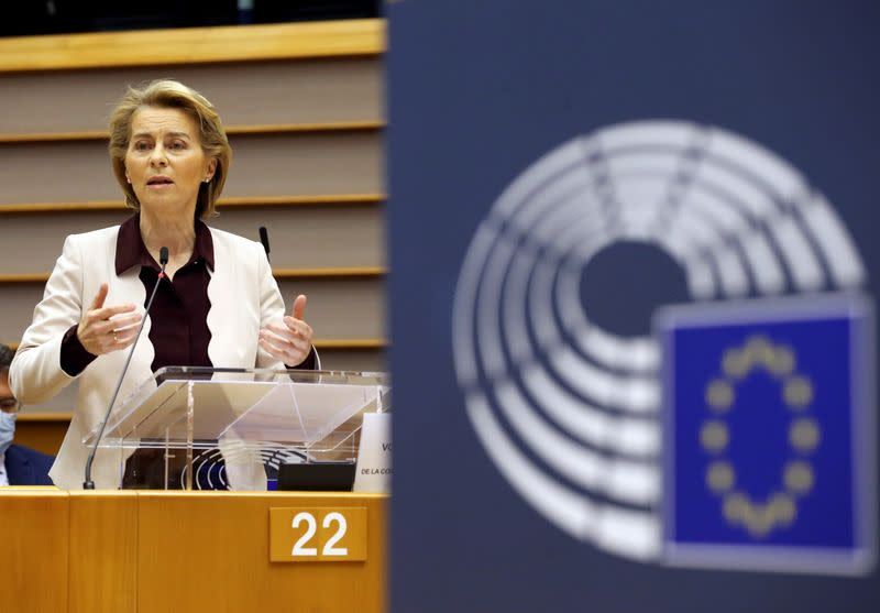 EU governments, parliament edge closer to deal on recovery plan