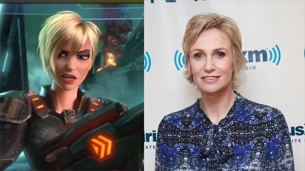 "Adams on Reel Women: In our Jane Lynch Interview the ""Wreck-It Ralph"" heroine gets animated"