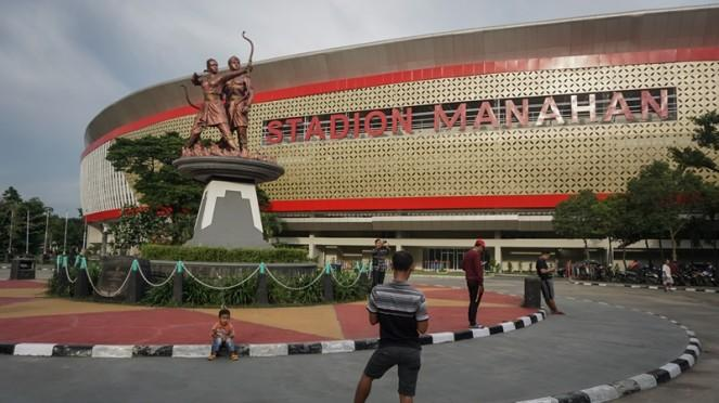 Stadion Manahan, Solo