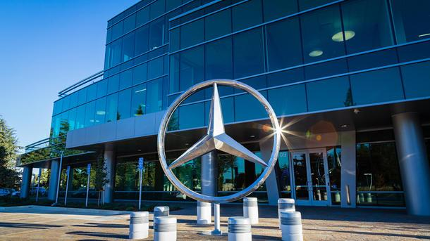 Mercedes digs into Silicon Valley for a tech-filled future