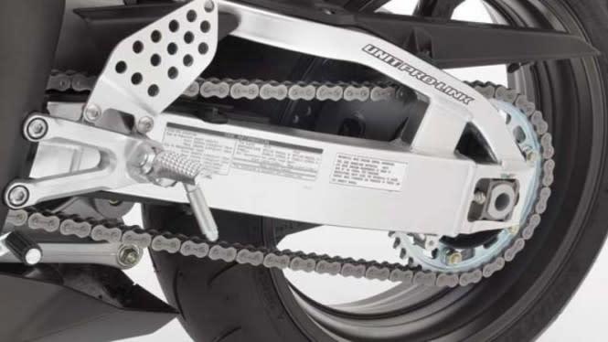 Rantai Motor Sering Bunyi, Bisa Jadi Ini Sumber Masalahnya