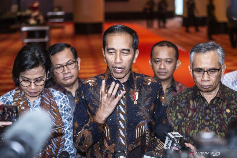Presiden Jokowi: Industri asuransi dan dana pensiun perlu reformasi