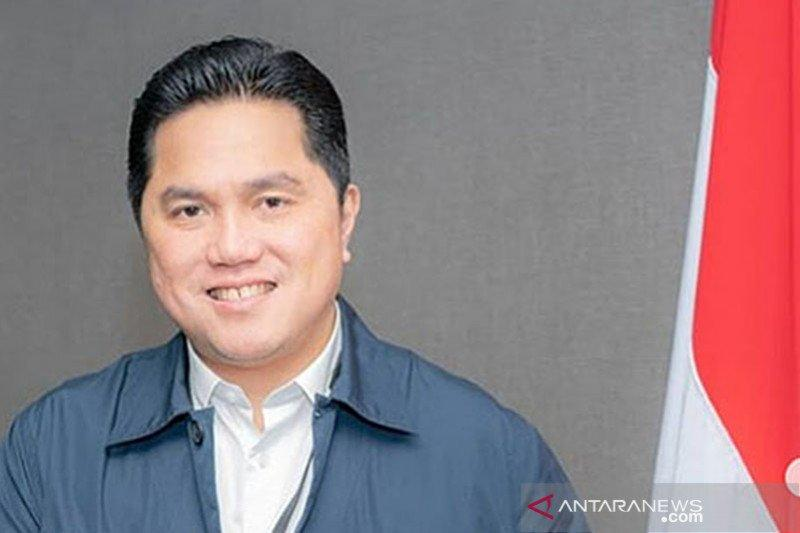 Erick Thohir sebut kebijakan stimulus industri kewenangan Kemenkeu