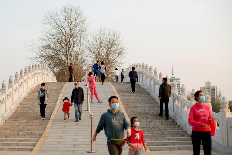 Chinese attitudes shift as a result of coronavirus - survey