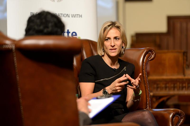 NewsNight's Emily Maitlis was named among the 25 most influential women of 2020 (Chris Williamson/Getty Images)