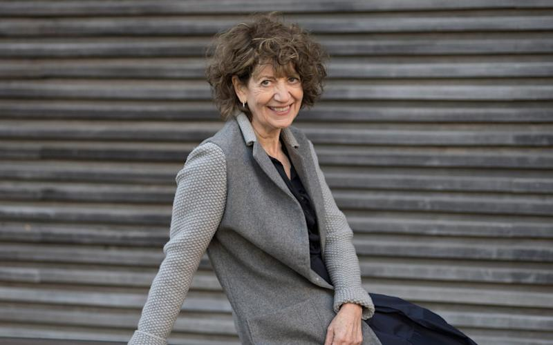 Susie Orbach on the psychology behind face masks - Andrew Crowley