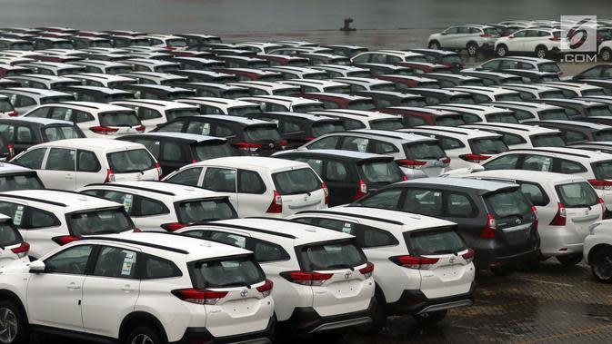 Toyota Prediksi Penjualan Mobil di Tahun Ini Sulit Capai Angka 600 Ribu Unit