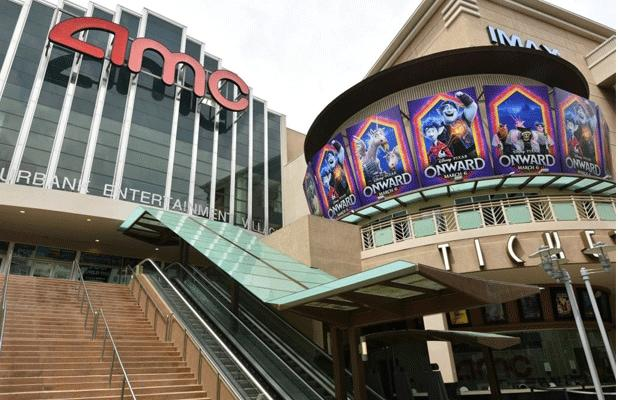 AMC to Open 70% of Theaters for 'Tenet' Release, Including San Diego