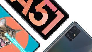 Samsung 推出 5G 款 Galaxy A71 和 A51