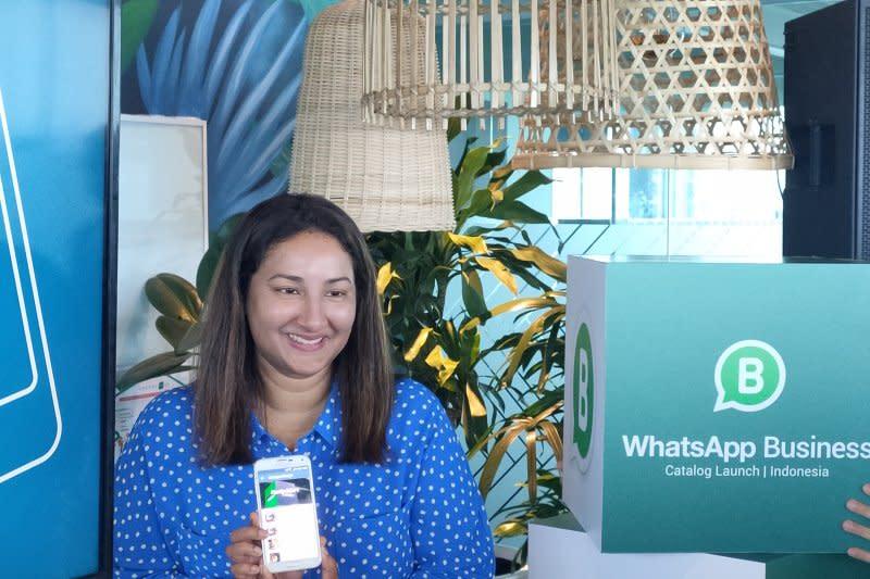 WhatsApp buat pelatihan fotografi untuk pelaku UMKM