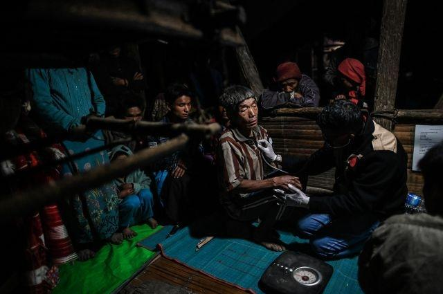 Science and shamanism: Medicine meets Myanmar's far-flung Naga tribes