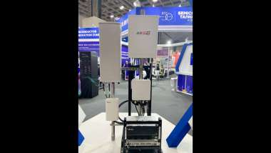 〈半導體展登場〉台達電揪遠傳秀5G實力 打造新一代通訊設備解決方案