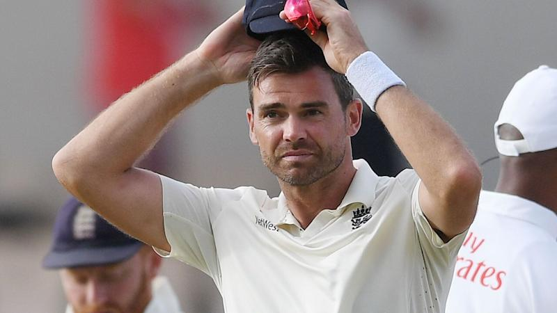 Jimmy Anderson handed Monty Panesar a strict edict for managing the ball. Pic: Getty