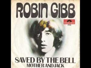 The Rock's Backpages Flashback: Robin Gibb Goes Solo in '69